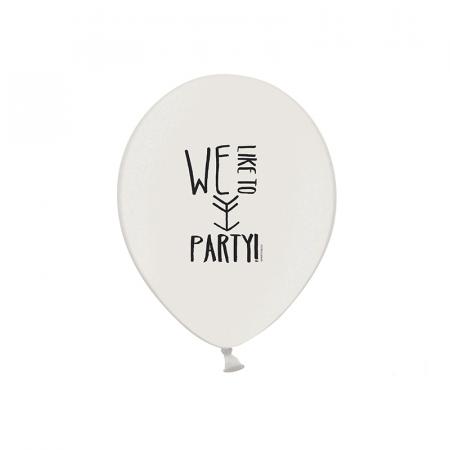 Set 6 Baloane Party - 30 cm1