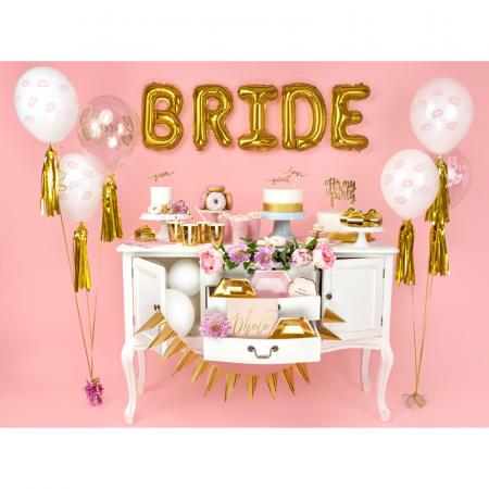 Set 6 Baloane Transparente Bride to Be - 30 cm [2]