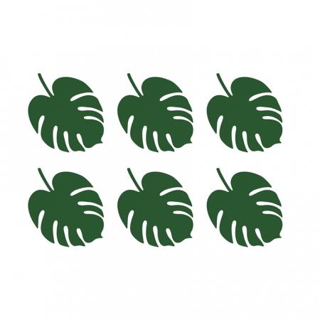 Set 6 Decoratiuni Frunza - Aloha0
