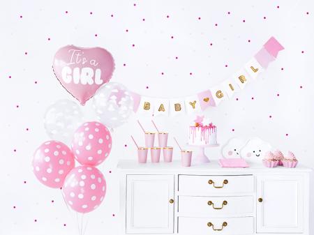 Set Decoratiuni Petreceri - It's a girl [0]