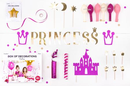 Set Decoratiuni Petreceri - Princess1