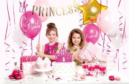 Set Decoratiuni Petreceri - Princess0