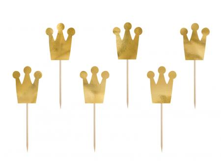 Set Decoratiuni Prajitura - Coroane [0]