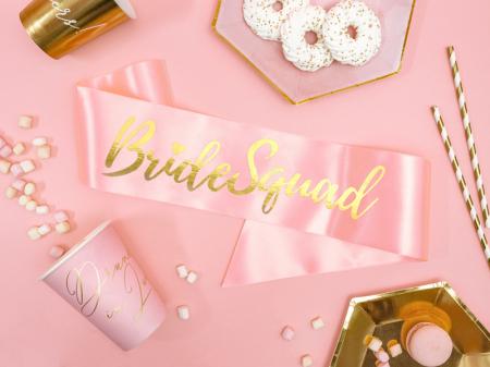 Esarfa Bride Squad, Roz [2]