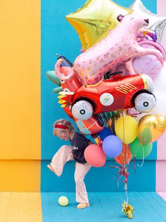 Balon Folie Masinuta - 93 cm [6]