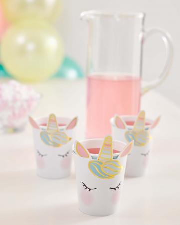 Set 8 Pahare Unicorn, 250 ml [2]