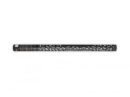 Tun Confetti Argintii, 80 cm [1]
