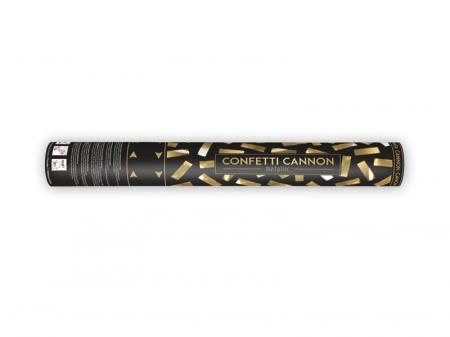 Tun Confetti Aurii 40 cm [0]