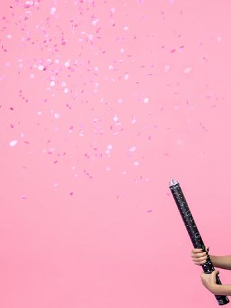 Tun Confetti Gender Reveal Fetita, 60 cm [3]