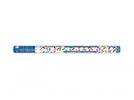 Tun confetti multicolor, 80 cm1