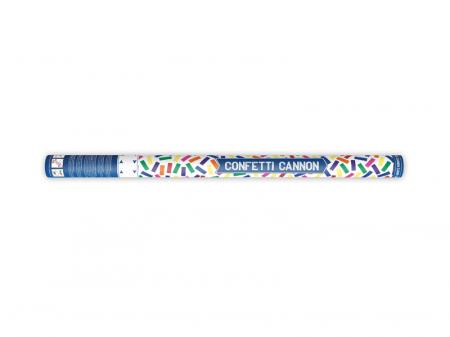 Tun confetti multicolor, 80 cm0