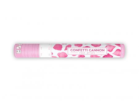 Tun Confetti Petale Roz 40 cm [0]