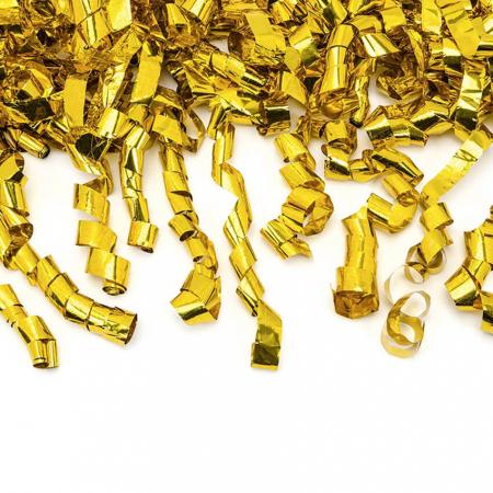 Tun Confetti si Panglici, Auriu, 80 cm [3]