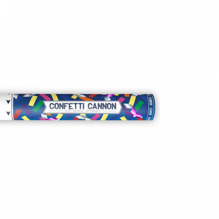 Tun Confetti si Panglici Mix 40 cm [2]