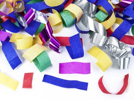 Tun Confetti si Panglici, multicolor, 60 cm [3]