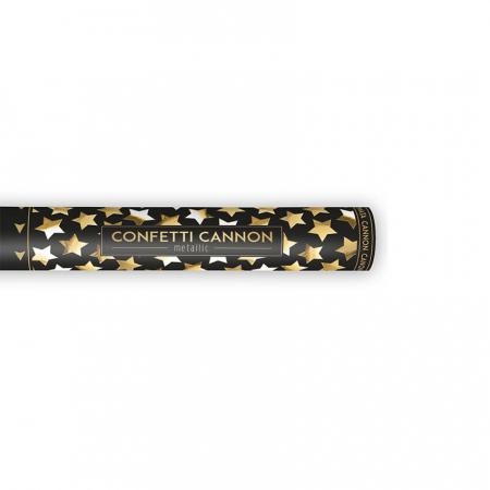 Tun Confetti Stele, Auriu, 40 cm1