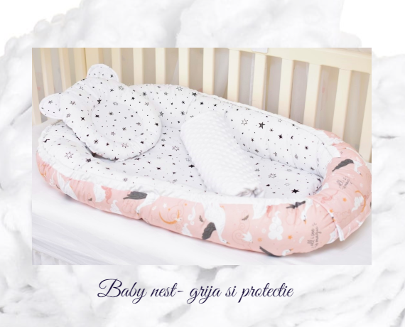 Baby nest- culcusul bebelusului tau