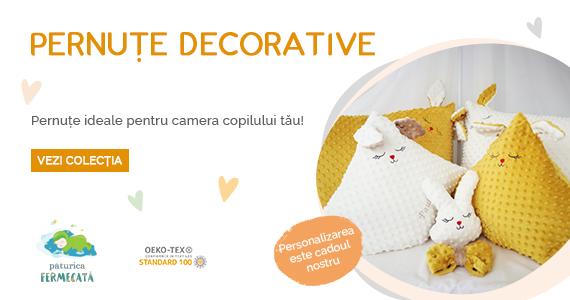 Pernute decorative