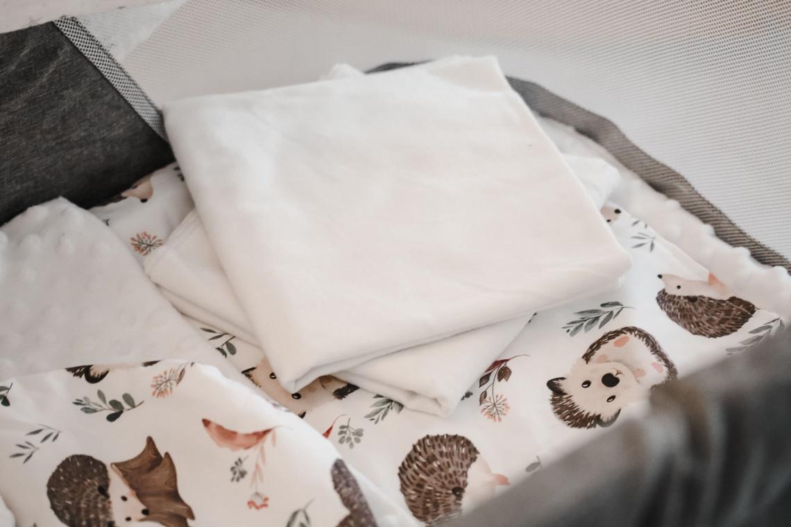 Primele pregatiri pentru venirea bebelusului - Diana Matusa