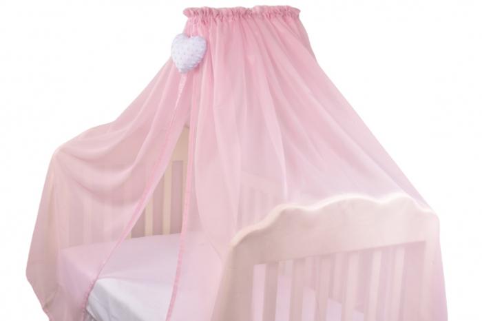 Baldachin patut roz [3]