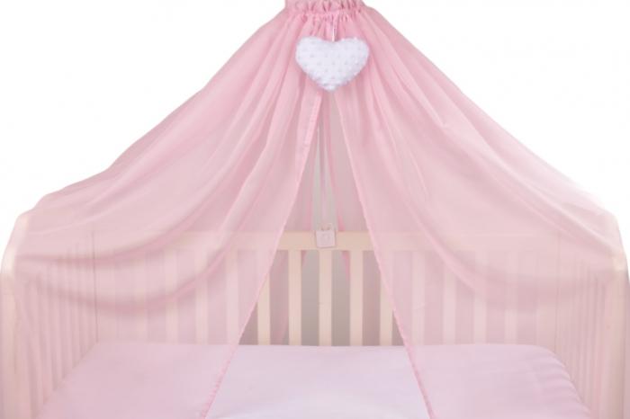 Baldachin patut roz [2]