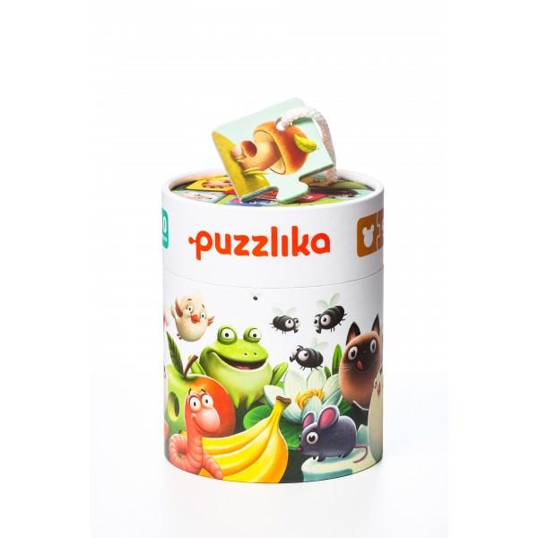 Puzzle Cubika, Ce Mananca 2