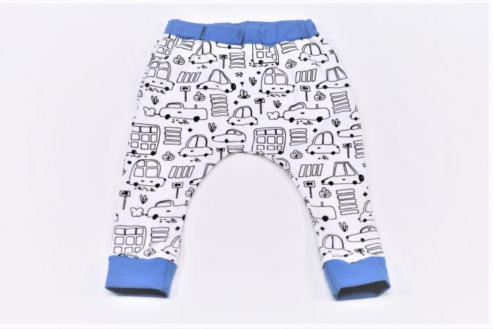 Pantaloni model masinute 1