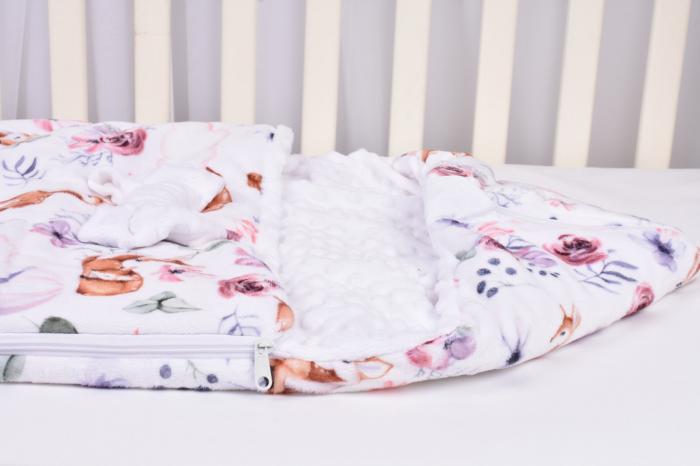Paturica fermecata- saculet de dormit gros Caprioare [1]
