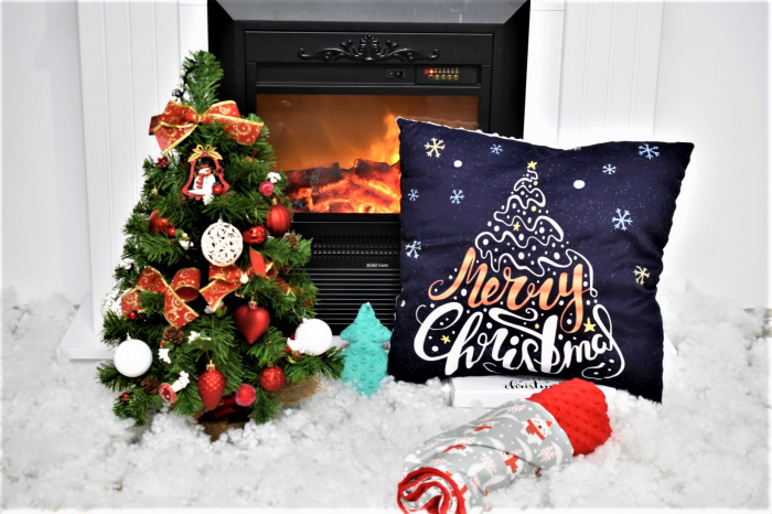 "Pernuta""Merry Christmas"" orange 0"