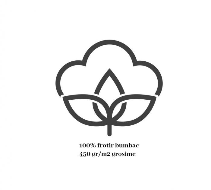 Prosop frotir bumbac 100% model panda [3]
