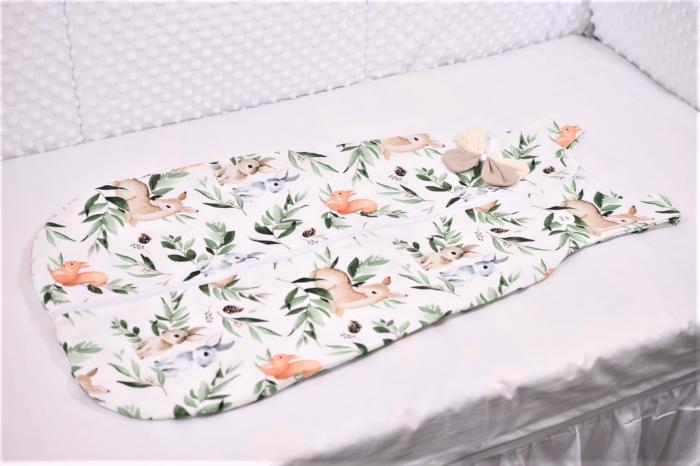 Saculet de dormit bumbac 3