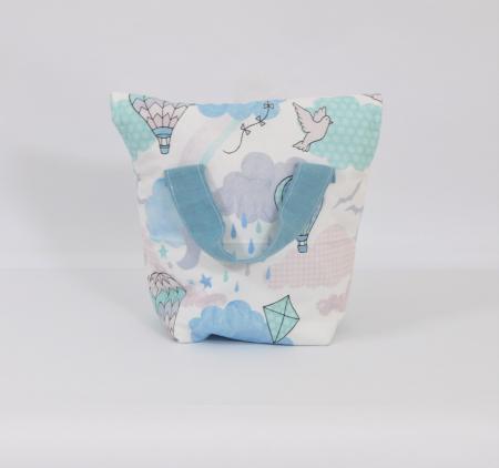Plic textil  de calatorie pentru  scutece3