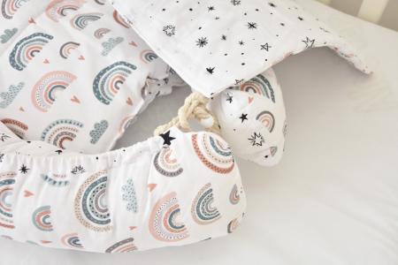 Babynest model stelute si curcubee [6]