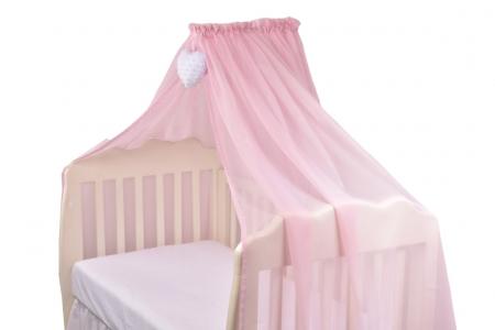 Baldachin patut roz [0]