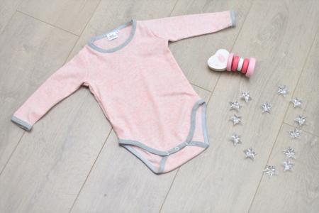 Body fetite roz cu margini gri0