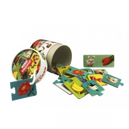 Puzzle Cubika, Ce Mananca1