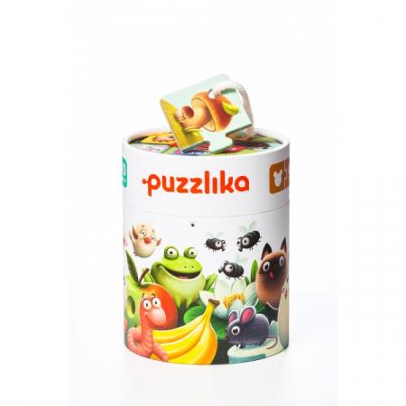 Puzzle Cubika, Ce Mananca2