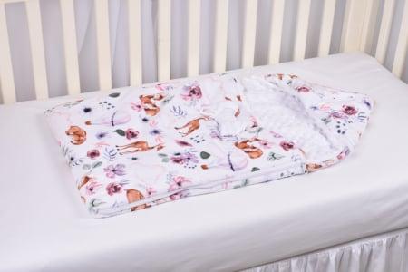 Paturica fermecata- saculet de dormit gros Caprioare [0]