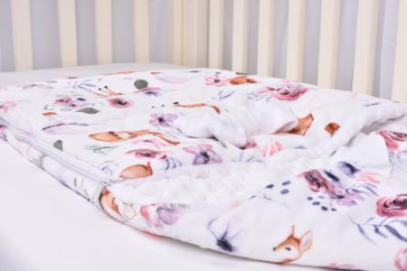 Paturica fermecata- saculet de dormit gros Caprioare [2]