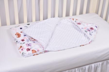Paturica fermecata- saculet de dormit gros Caprioare [3]