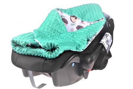 Paturica scaun auto model arici paturica fermecata [1]