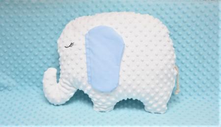 Pernuta decor elefantel modele baietei [0]