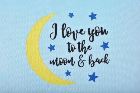 Pernuta decor Moon bleu [1]