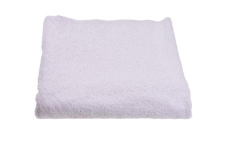 Prosop frotir bumbac 100% alb, 50x100 cm Paturica fermecata [0]