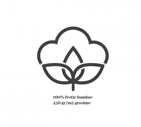 Prosop frotir bumbac 100% model elefantel [3]