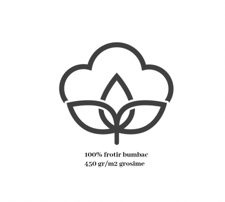 Prosop frotir bumbac 100% model veverita [3]