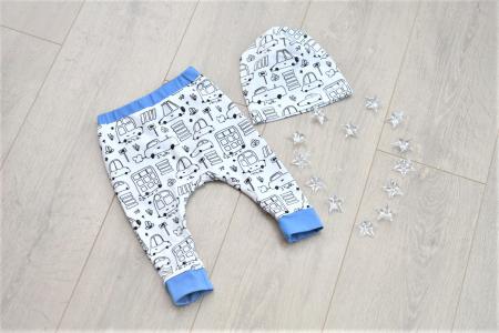 Pantaloni model masinute0