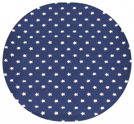 Body bleumarin cu stelute albe2