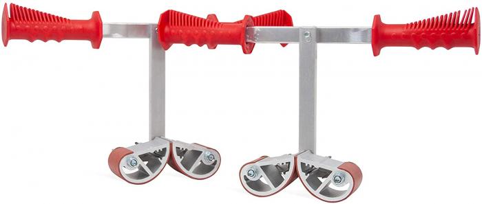 Set 2x Carrymate TG80 0-80mm - Dispozitiv de ridicare/manipulare suprafete plane pentru 2 persoane 0