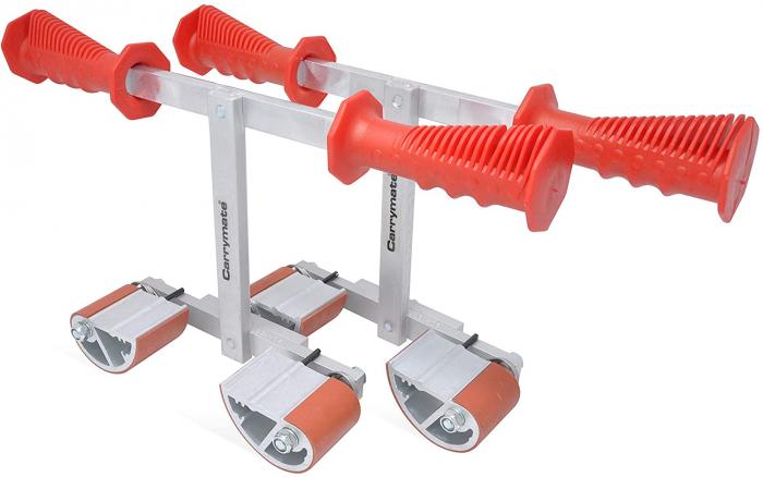 Set 2x Carrymate TG160 80-160mm - Dispozitiv de ridicare/manipulare suprafete plane pentru 2 persoane 0